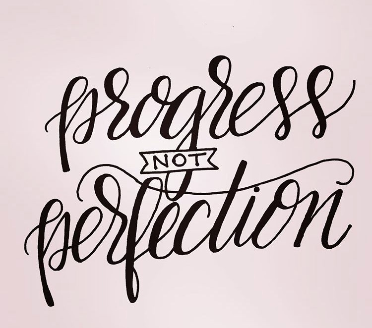 progress not perfection deniceconley com