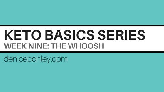 The Whoosh - DeniceConley.com